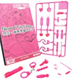 SKYTUBE PREMIUM Love Toys Vol. 1 ABS製 未塗装 未組み立てキット