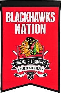 Winning Streak NHL Chicago Blackhawks Nations Banner
