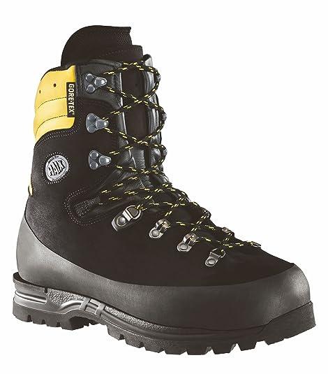 Haix - Botas de trabajo de protección motosierra alpinismo con Gore-Tex Impermeables Puntera de