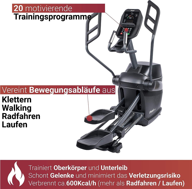 Fuel Fitness EC1000 Crosstrainer Training