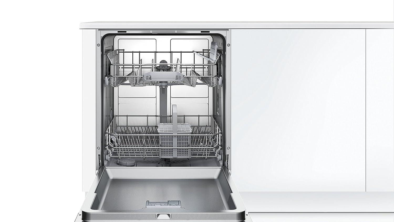 3300 L//jahr Bosch SMS25AW00E Serie 2 Geschirrsp/üler A+ 290 kWh//Jahr Startzeitvorwahl