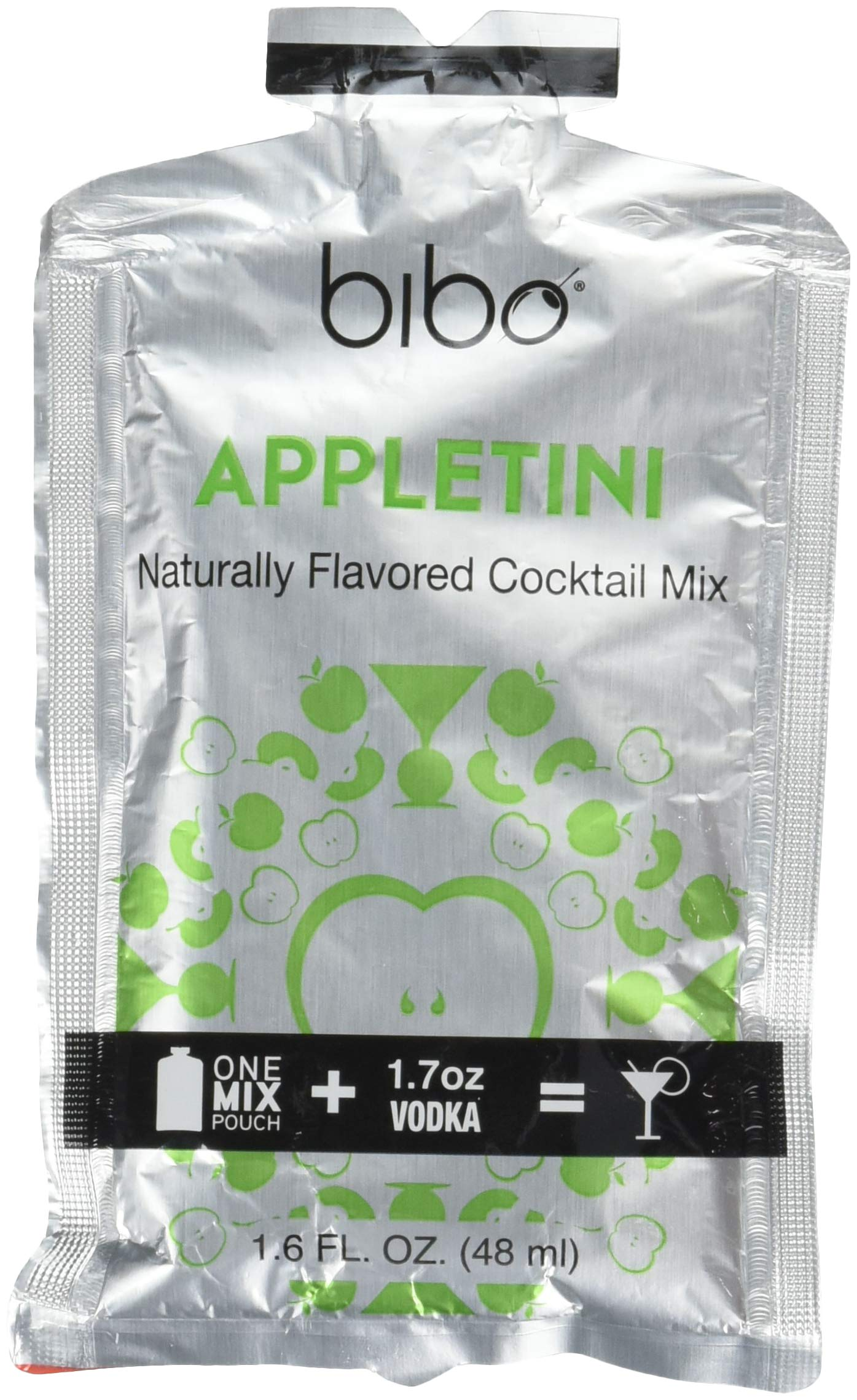 Bibo Barmaid BMCM18CTAP Cocktail Pouch,
