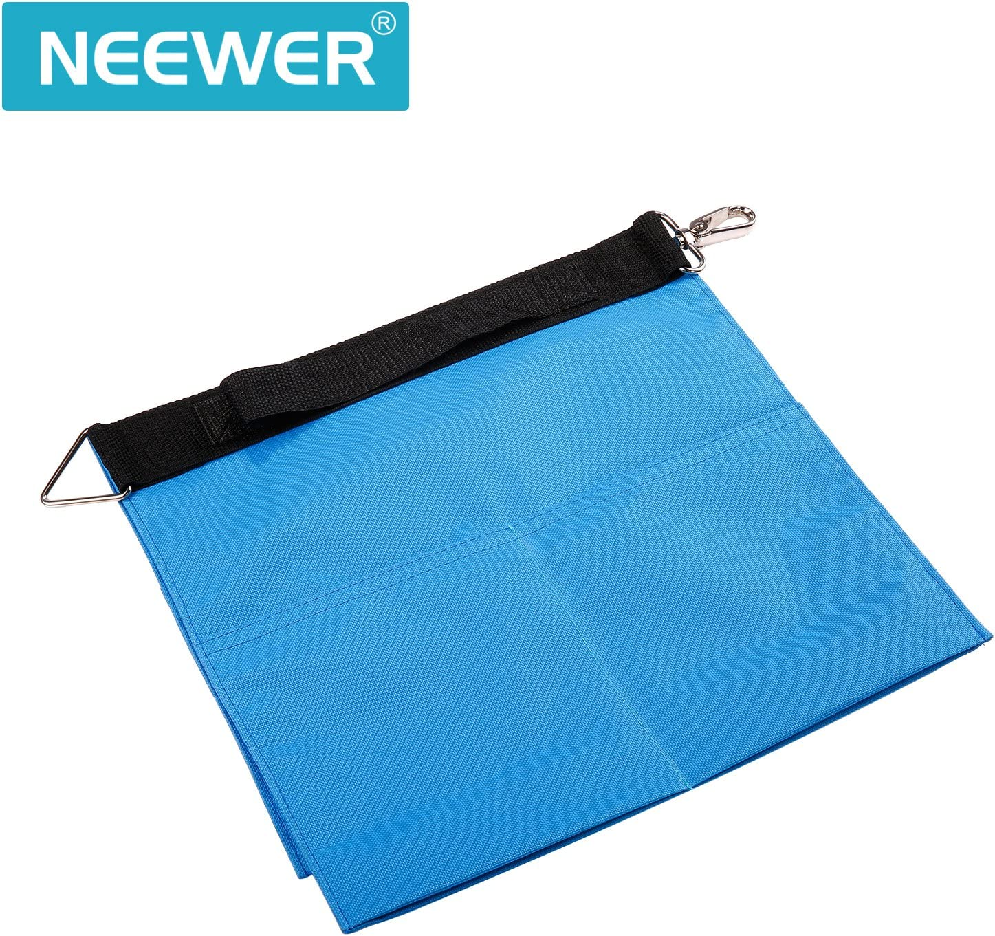Blue Neewer SP-WCM Photo Video Studio Softbox Photo Holding Panel Boom Arm Bar Water Bag with 4 Outer Pouches