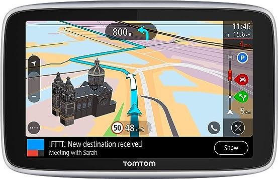 TomTom Go Premium - Navegador Gps para automóviles 6´con ...