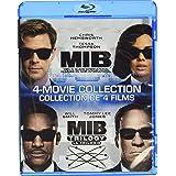 Men in Black (1997) / Men in Black II / Men in Black 3 / Men in Black: International - Set [Blu-ray] (Bilingual)