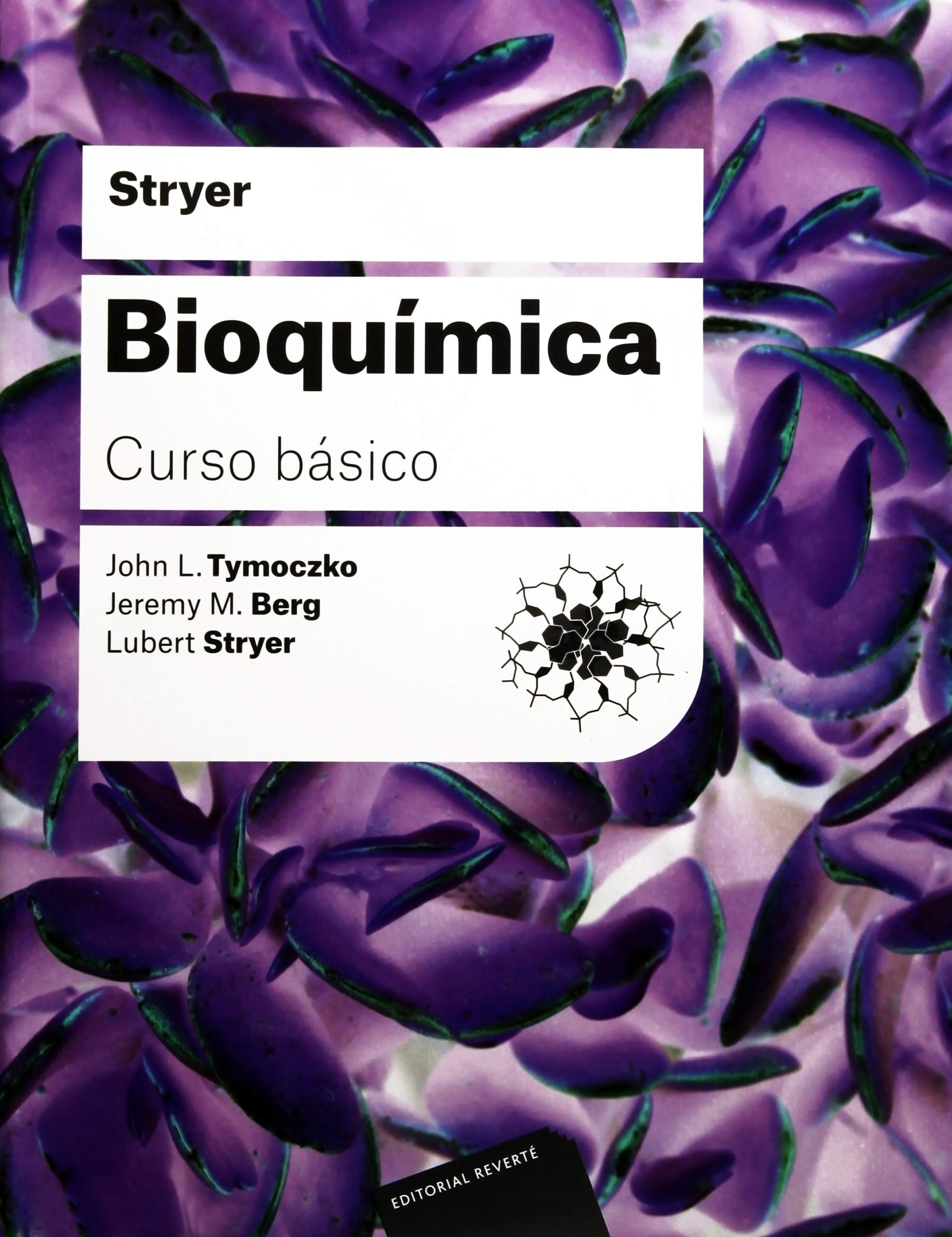 Bioquímica Curso Básico Amazon Co Uk Lubert L Stryer Jeremy M Berg John L Tymoczko 9788429176032 Books