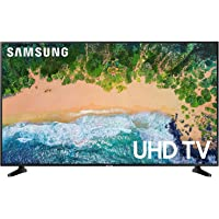 "Samsung 65"" Pantalla UN65NU6950FXZA Ultra HD Smart LED TV 4K con diseño Delgado y Aplicaciones como Netflix, Youtube, Hulu (Renewed)"