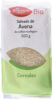 HARINA AVENA INTEGRAL BIO 500 gr: Amazon.es: Salud y cuidado ...
