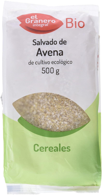 SALVADO AVENA BIO 500 gr: Amazon.es: Alimentación y bebidas