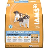 IAMS PROACTIVE HEALTH Smart Large Breed Puppy Dry Puppy Food 38.5 Pounds
