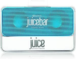 Juice Bar, Bluetooth Speaker, Blue