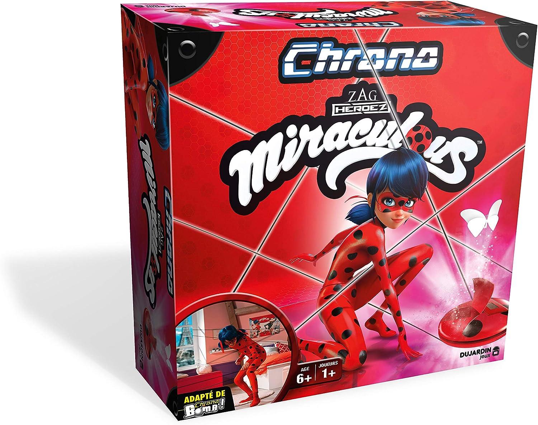 jeux miraculous