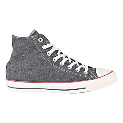 c81788afa02b Converse Chuck Taylor All Star Hi Unisex Shoes Black Black White 159537f (4