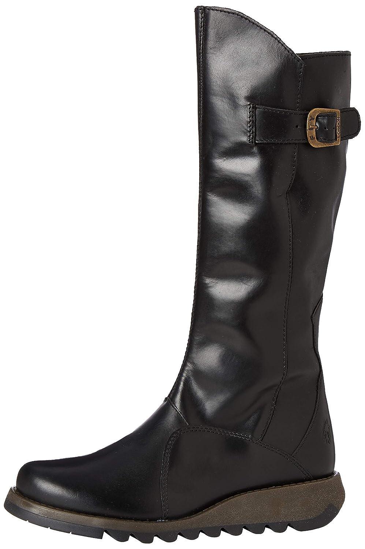 Flyfor, Stivali Donna Nero Size: 39: Amazon.it: Scarpe e borse