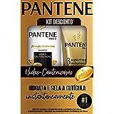 Shampoo Pantene Hidro-Cauterização 175ml + Condicionador 3 MM Hidro-Cauterização 170ml, Pantene