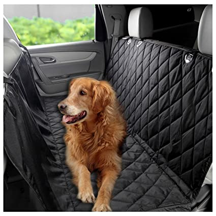 Cosway Non Slip Dog Car Sears Waterproof Pet Seat Cover Protector US Stock