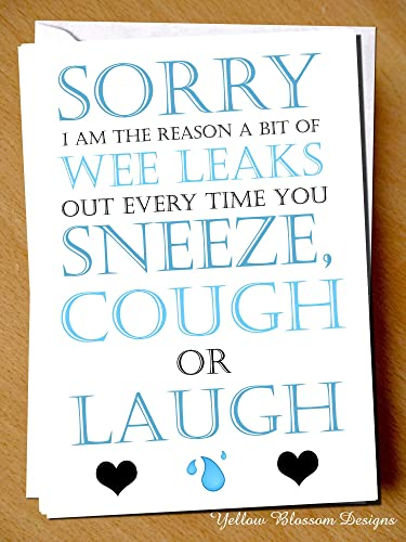 Funny Mother Mum Birthday Card Christmas Mothers Day Son Daughter