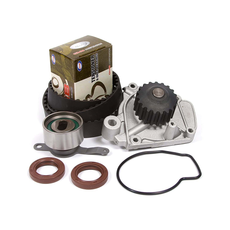 92 95 Honda 16 Sohc 16v Vtec D16z6 Timing Belt Kit Saab 9 5 01 Water Pump Automotive