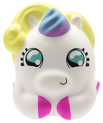 Buy Squish Dee Lish Jumbo Unicorn Slow Rising Squishy Figure Online