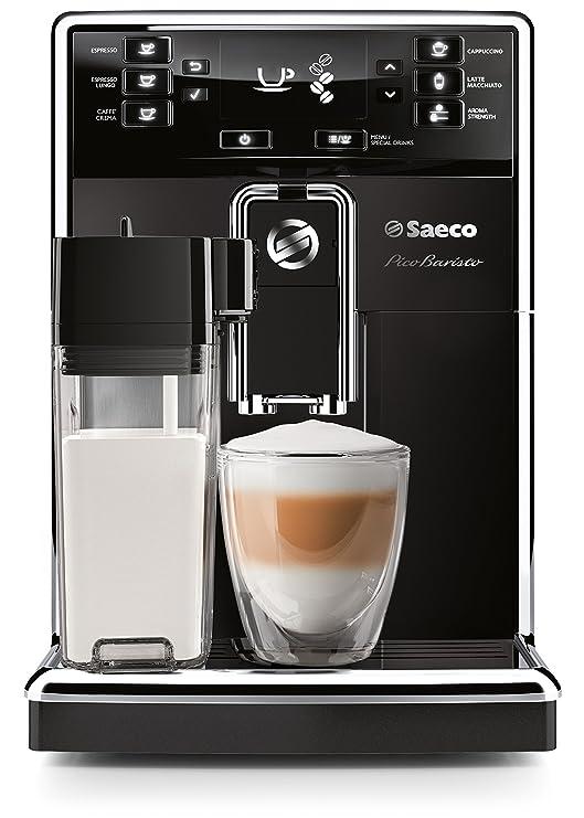 Philips Cafetera Espresso súper automática HD8925/01 Máquina de Café, 220 W, 1.8 litros, plástico, Negro