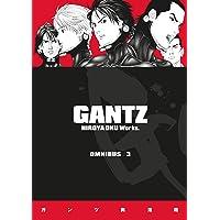 Gantz Omnibus 3