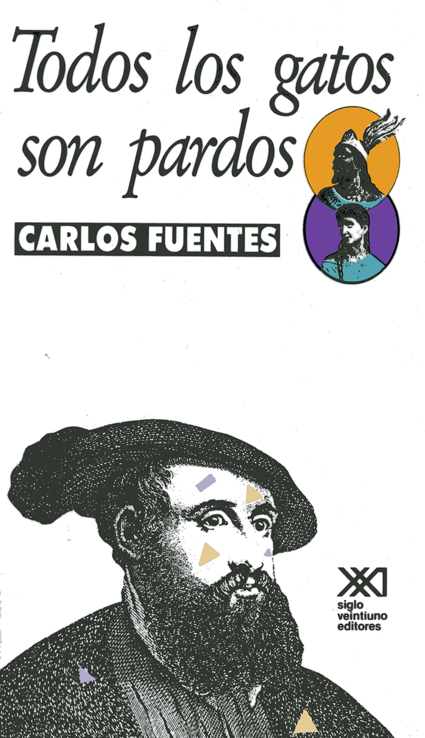 Follow the Author. Carlos Fuentes