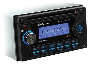 81dXmtVpyyL._SX355_ amazon com boss audio 822ua double din mp3 player receiver boss 822ua wiring harness at webbmarketing.co