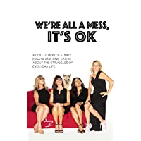We're All A Mess, It's OK: A collection of funny essays and one-liners about the...
