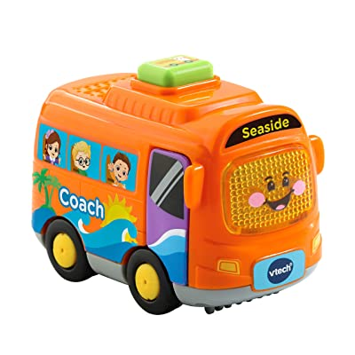 VTech Toot-Toot Drivers Coach: Toys & Games
