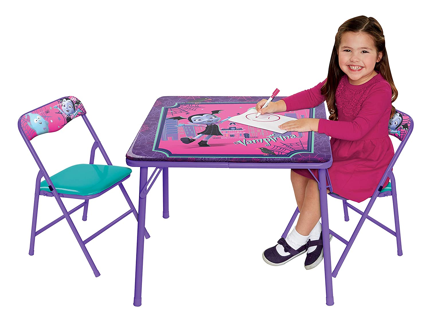Vampirina Activity Table Set