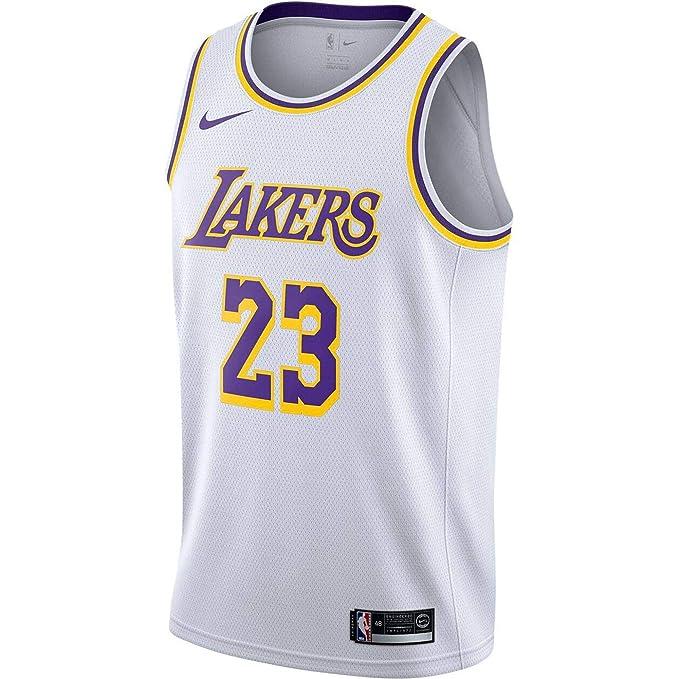 Nike Lal M Nk Swgmn JSY Home Camiseta 1ª Equipación Los Angeles ...