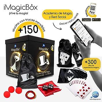 iMagicBox- Cife Cubo de Magia, Spain 41419