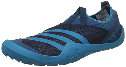 46c01ce02 Adidas Men s Climacool Jawpaw Slip On Blunit Myspet Cblack Sandals - 5 UK