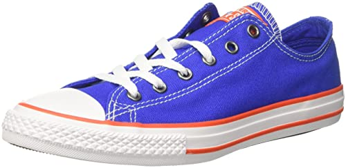 d9c8195729d Converse Unisex Kids  CTAS Ox Hyper Royal Bright Poppy White ...
