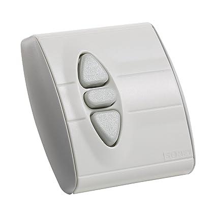 SOMFY Inis Uno - Interruptor para persianas