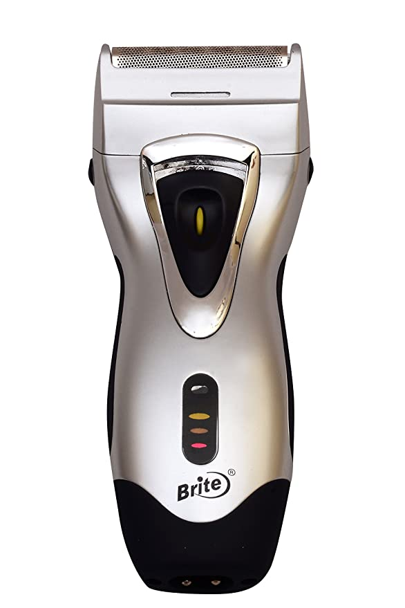 Brite BS 550 Rechargeable Shaver For Men Electric Shavers