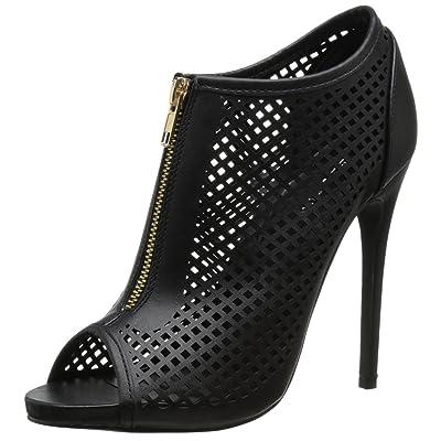 Call it Spring Women's Juillerat Dress Pump, Black Synthetic, 7.5 B US | Pumps