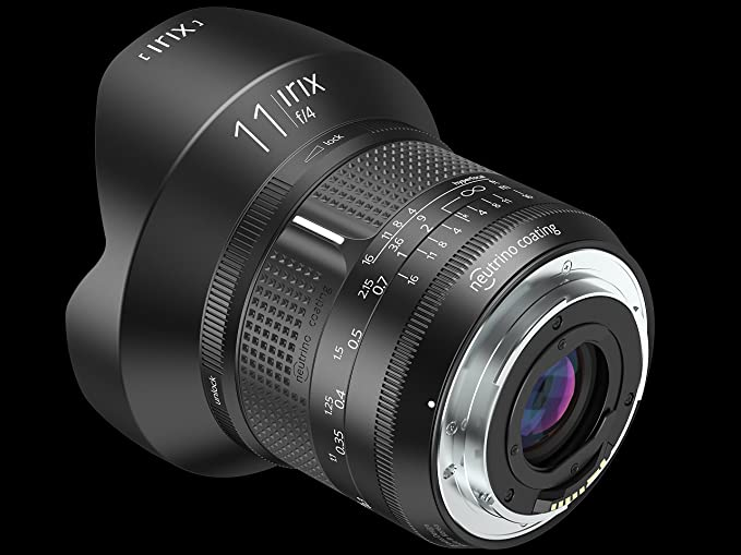 Irix Il 11ff Pk Ultraweitwinkelobjektiv Firefly 11mm Kamera