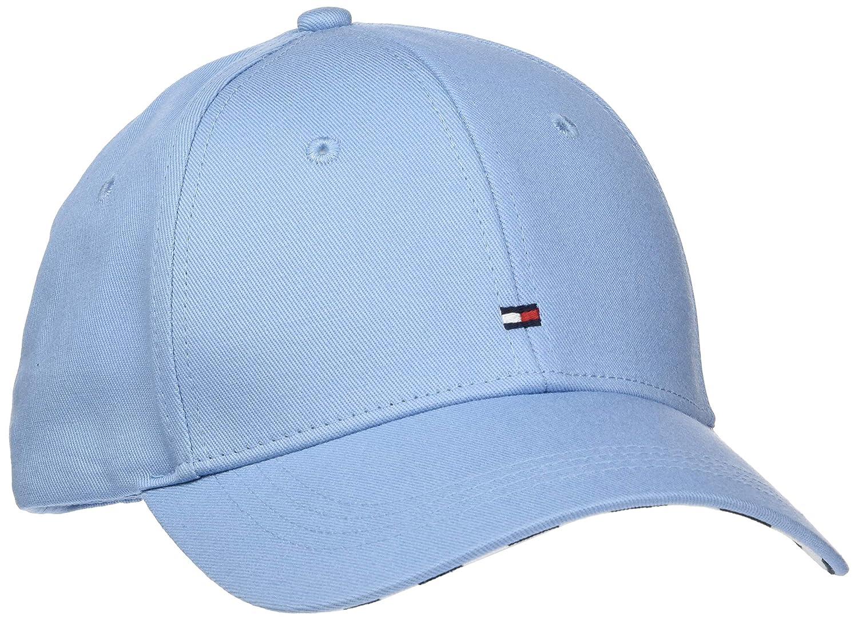 Tommy Hilfiger BB Print Cap, Gorra de béisbol Mujer, Azul (Dusk Blue 499), Talla única (Talla del Fabricante: OS): Amazon.es: Ropa y accesorios