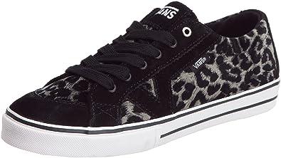 basket vans femme leopard