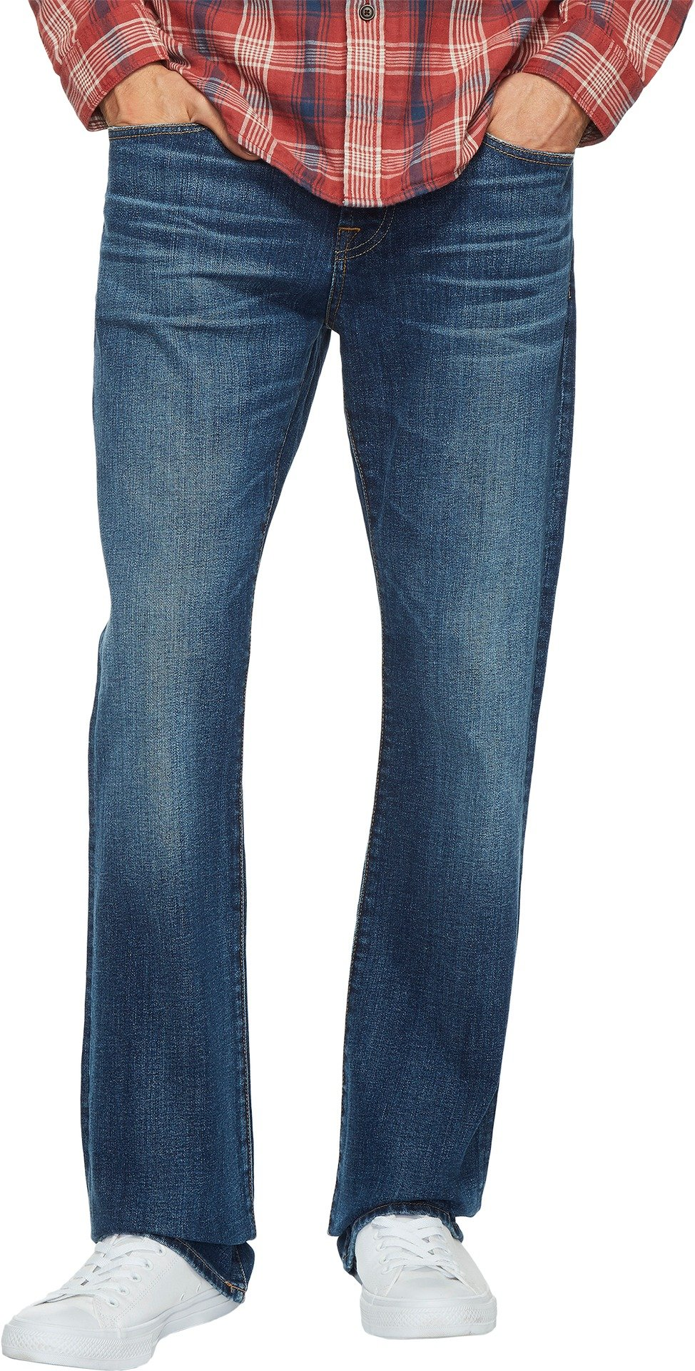 7 For All Mankind Men's Brett Bootcut Jean, Sixties Vintage, 31