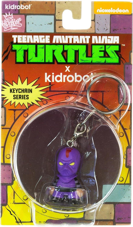 Teenage Mutant Ninja Turtles Kidrobot x Keychain Mini-Figure Series (Foot Soldier)