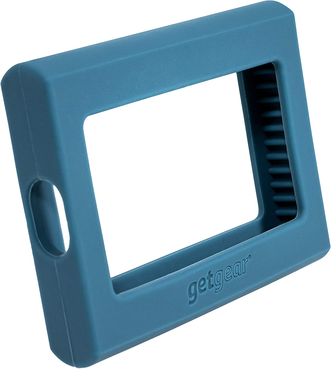 Slip-Resistant Blue Strong-Shock Absorbing getgear Silicone Bumper for Samsung Portable SSD T5