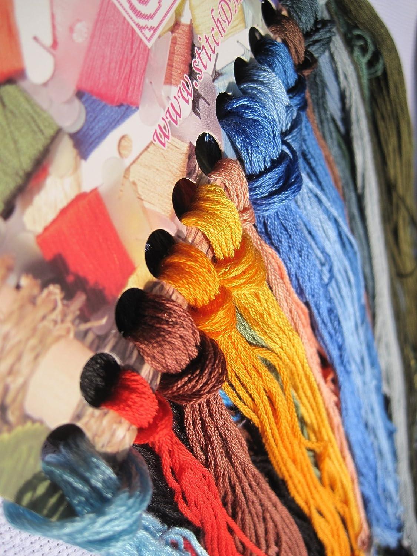 Egypt cotton thread 330400 stitch 6582 cm cross stitch kits Gazing cross stitch kits 14ct