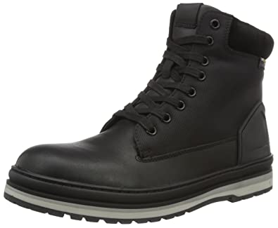 ALDO WENIEL, Botines para Hombre, Negro (Black Leather / 97), 42 EU: Amazon.es: Zapatos y complementos