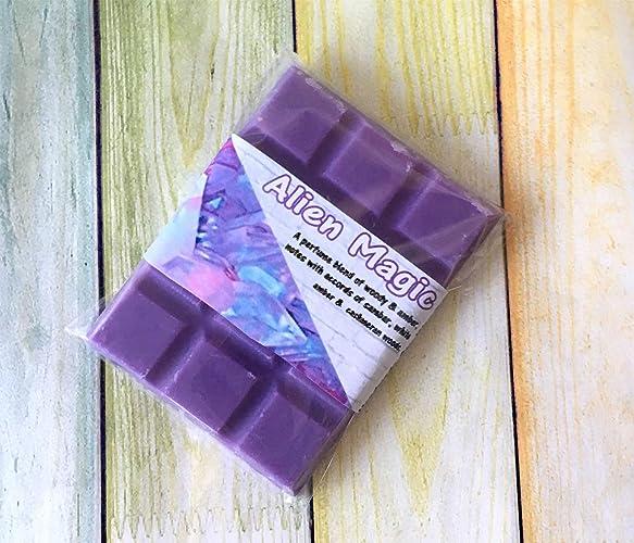 Alien Magic Perfume Dupe Fragranced Soy Wax Melts Snap Bar