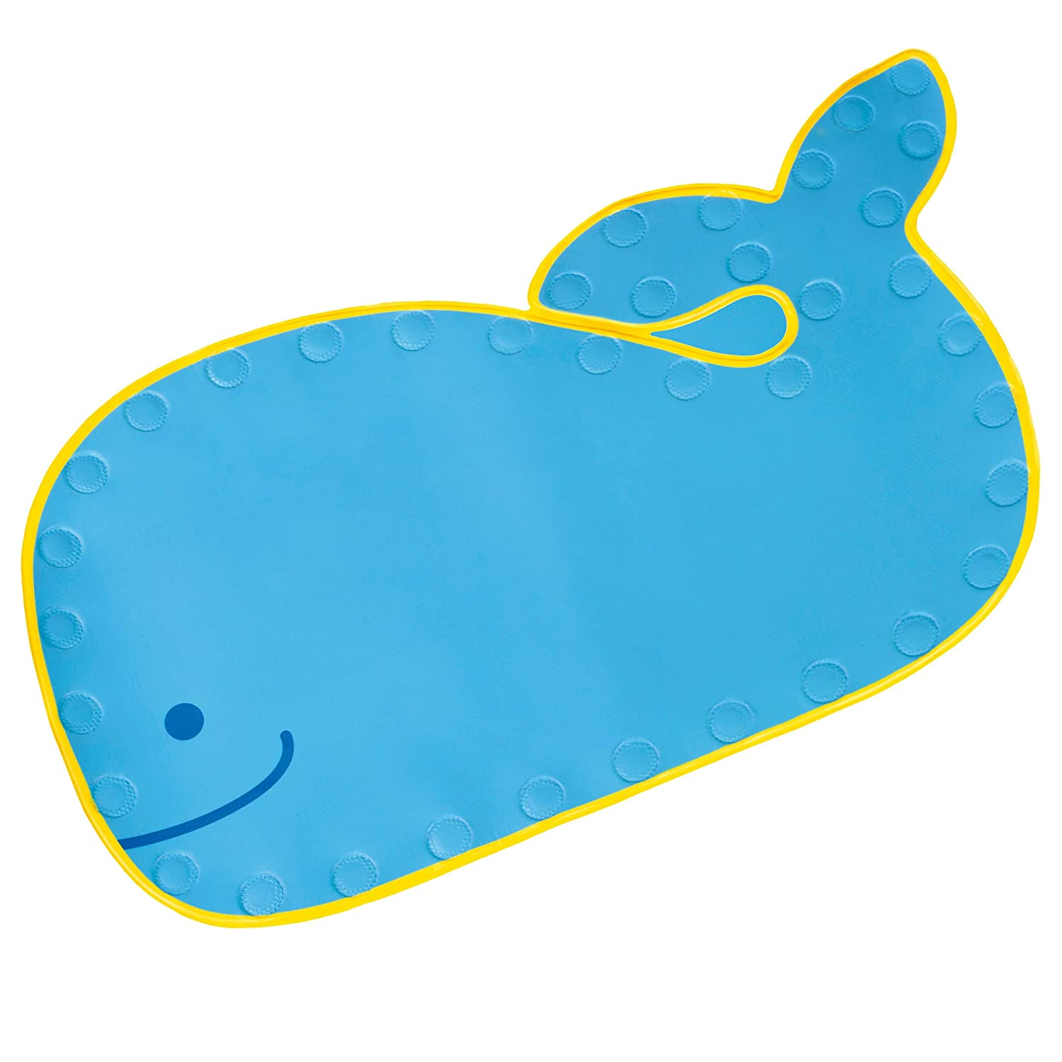- Amazon.com: Skip Hop Moby Bathmat With Suction Base, Blue: Baby
