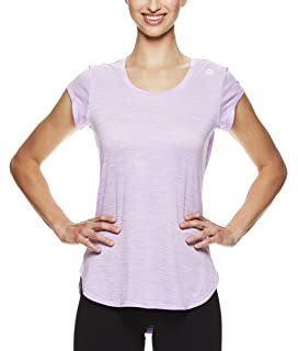 3a76632f Amazon.com: Reebok Women's Legend Performance Top Short Sleeve T ...
