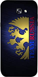 ColorKing Football Russia 28 Multicolor shell case cover for Samsung A5 2017