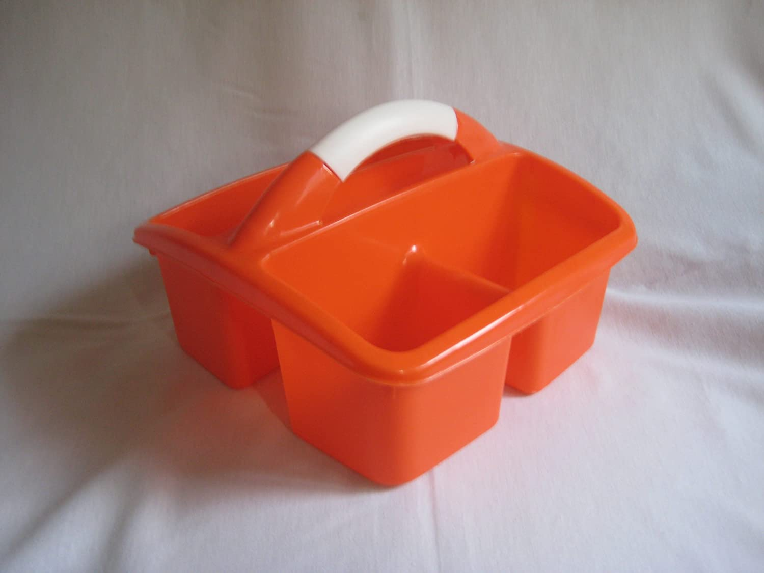Romanoff Deluxe Small Utility Caddy, Orange Romanoff products Inc 26909